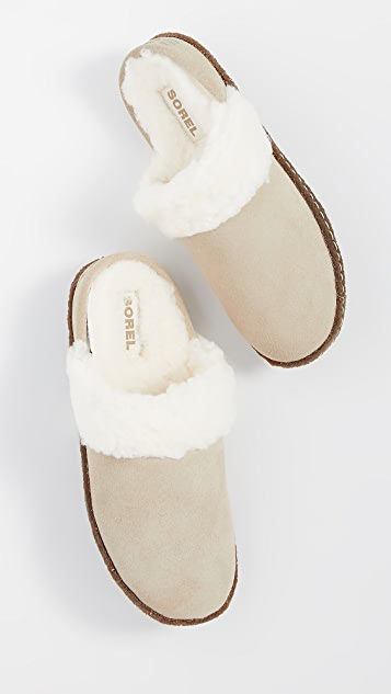 Sorel Nakiska II Slippers