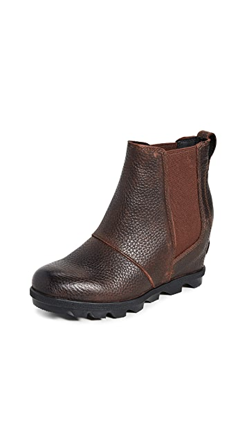 Sorel Joan of Arctic Wedge II Chelsea Boots