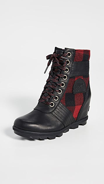 Sorel Lexie Wedge Boots
