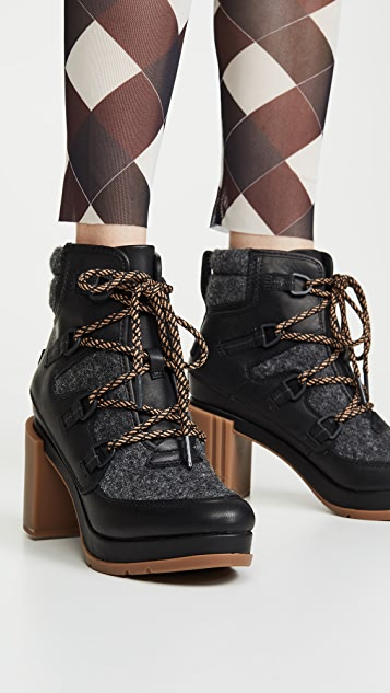 Sorel Blake Lace Booties
