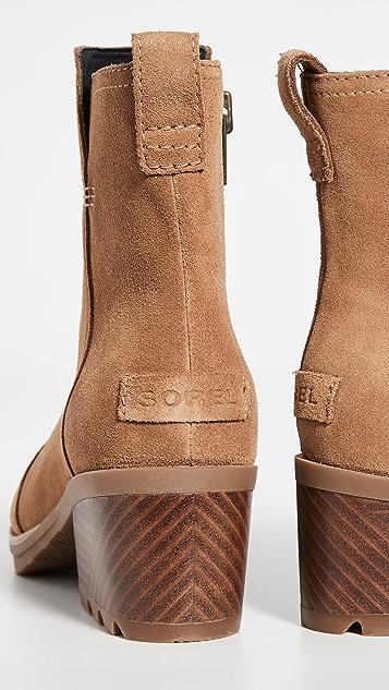 Sorel Cate 短靴