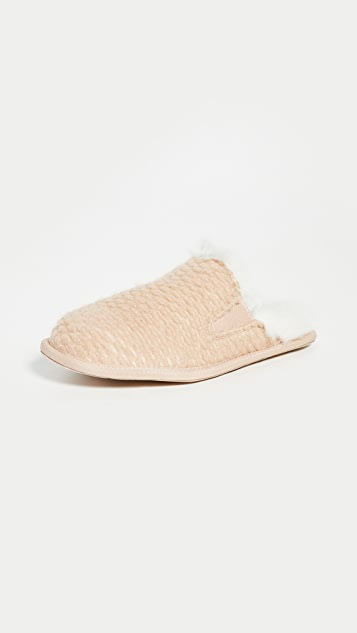 Sorel Hadley Knit Slippers