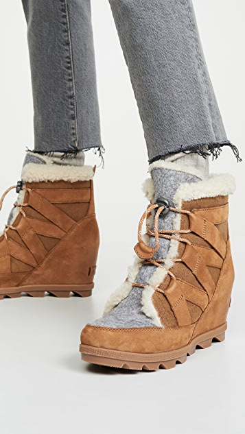 Sorel Joan of Arctic Wedge Boots