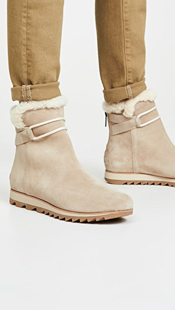Sorel Harlow 舒适短靴