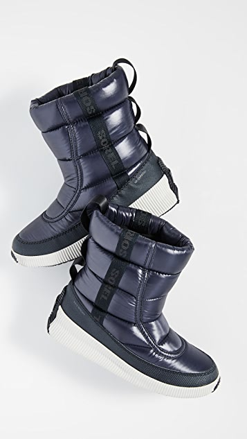Sorel Out 'n' About Mid Puff Boots