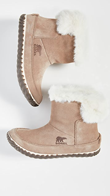 Sorel Out 'N About Slipper Booties