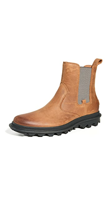 Sorel Ace Waterproof Chelsea Boots