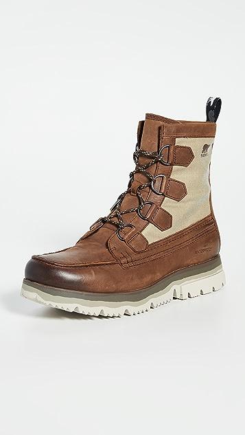 Sorel Atlis Caribou Waterproof Boots