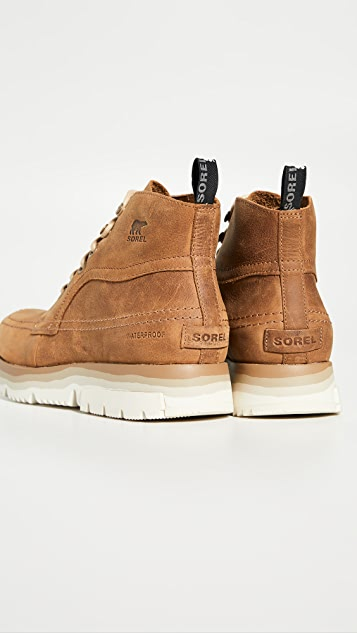 Sorel Atlis Chukka Waterproof Boots