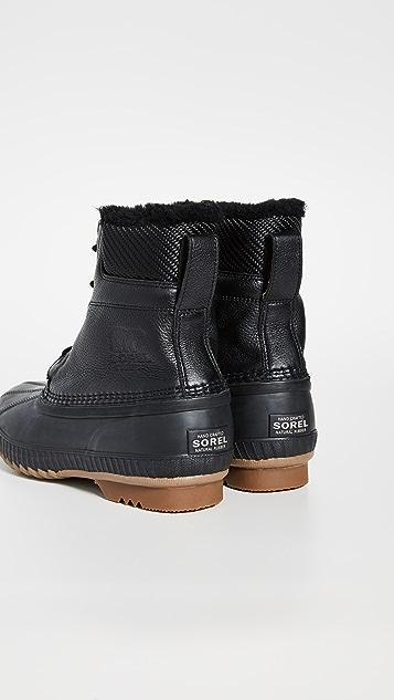 Sorel Cheyanne II Premium Nylon Boots
