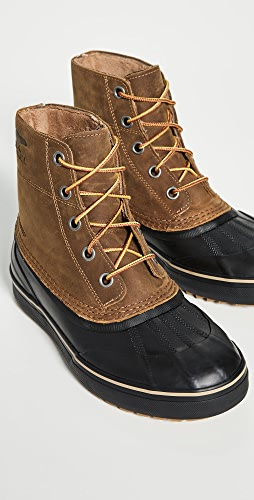 Sorel - Cheyanne Metro Lace Up Waterproof Boots