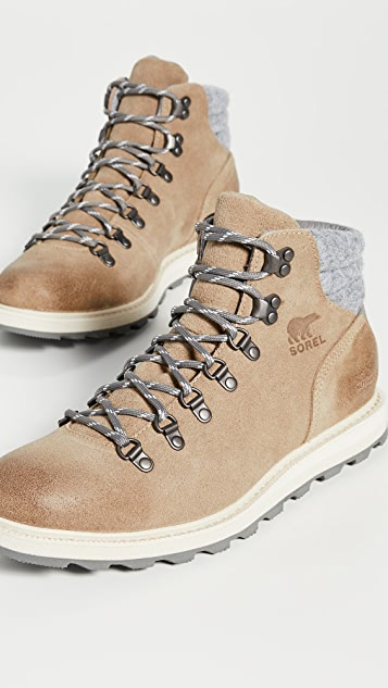 Sorel Madson Hiker Waterproof Boots