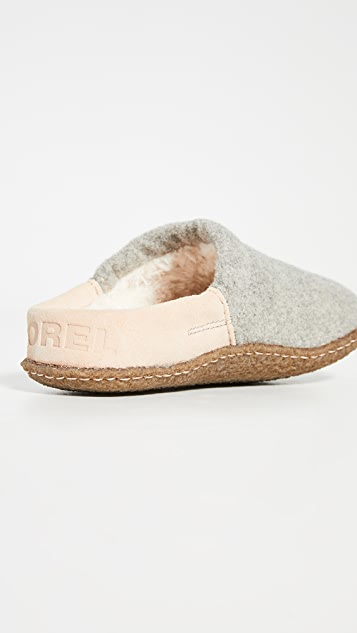 Sorel Nakiska Scuff Slippers