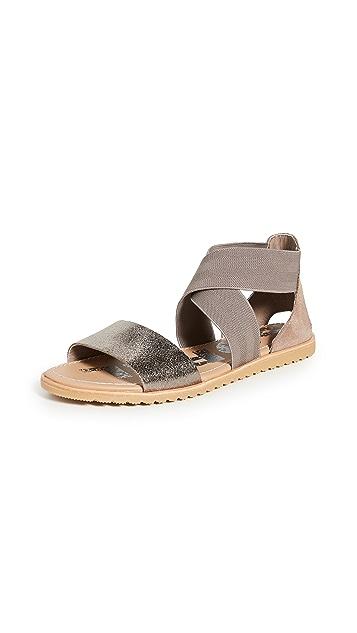 Sorel Ella 凉鞋