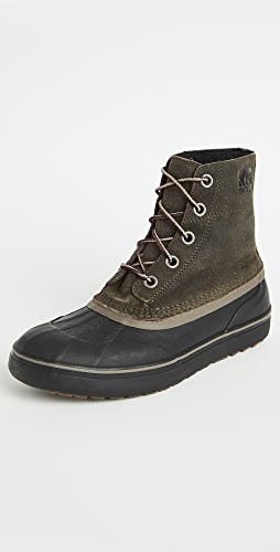 Sorel - Cheyanne Metro Lace Up Boots