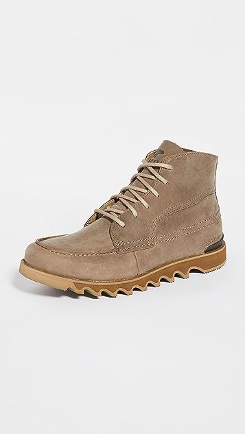 Sorel Kezar Moc Wp Nature Bear Boots