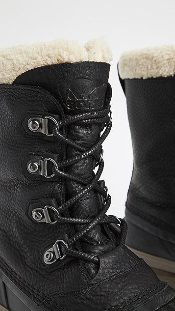 Sorel Caribou Stack WP English Boots