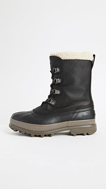 Sorel Caribou Stack WP English Boots