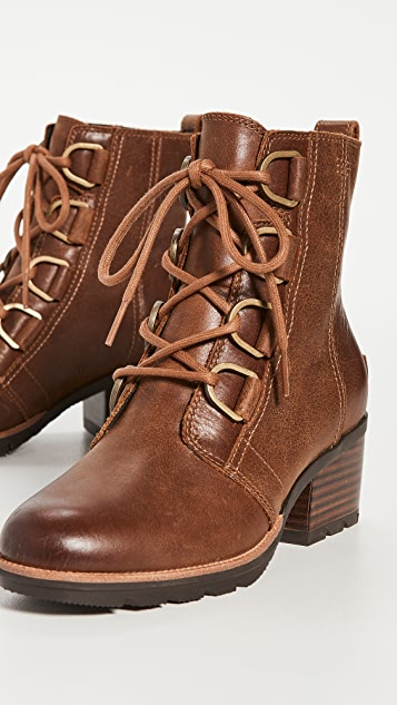 Sorel Cate Lace Rogue Boots