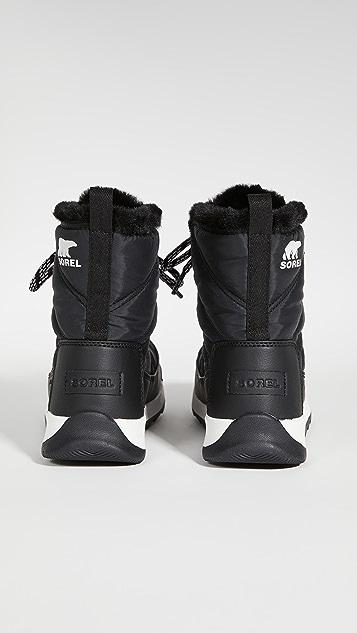 Sorel Whitney II 蕾丝短靴