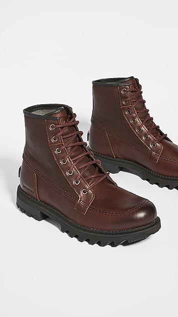 Sorel Mad Brick Six Boots