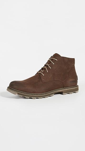 Sorel Madson II Chukka Waterproof Boots