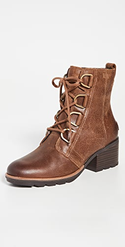 Sorel - Cate 系带靴子