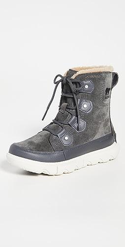 Sorel - Sorel Explorer Fabric Mix II Joan Boots