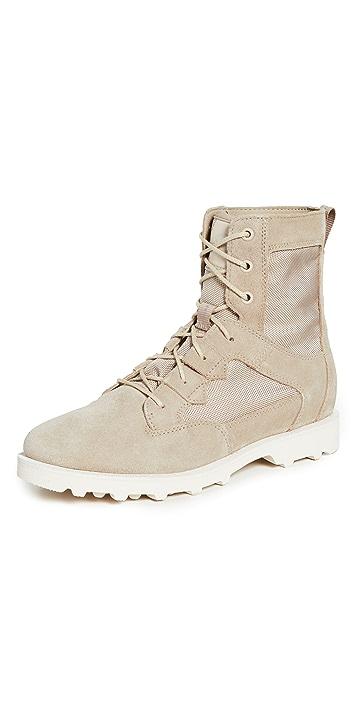 Sorel Caribou OTM Waterproof Suede Boots