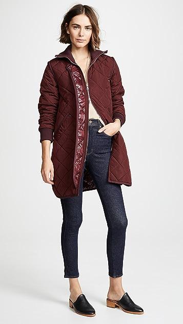 Sosken Gemma Quilted Coat