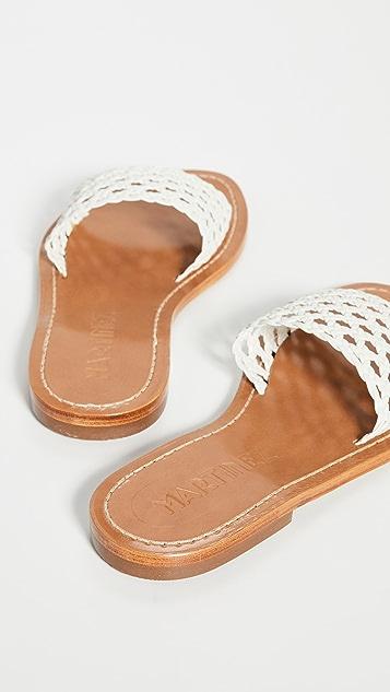 Souliers Martinez Playa Sandals