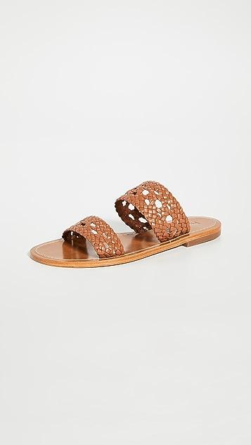 Souliers Martinez Cala 凉鞋