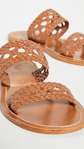Souliers Martinez Cala Sandals