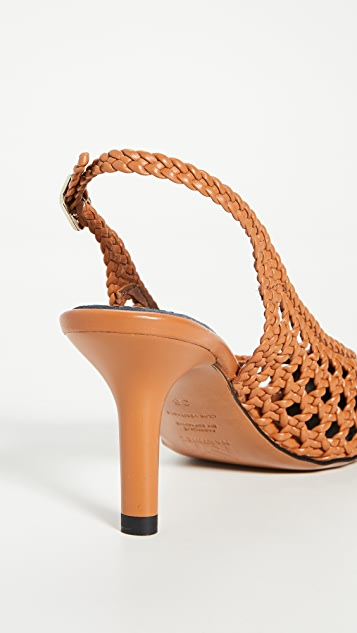 Souliers Martinez Badajoz 露跟鞋