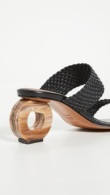 Souliers Martinez Limon Special 穆勒鞋