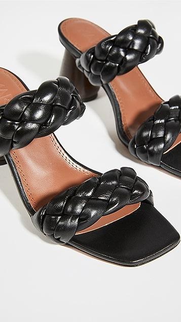 Souliers Martinez 80mm Mitjorn 凉拖鞋