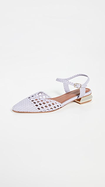 Souliers Martinez 30mm Port Bou Flats