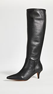 Souliers Martinez Elena Leather 60mm Boots