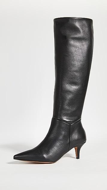 Souliers Martinez Elena 60mm 皮靴
