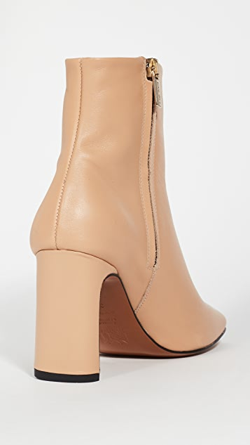 Souliers Martinez Agosto Leather 70 短靴