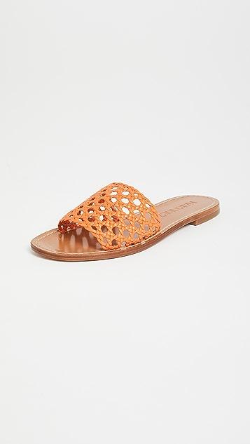 Souliers Martinez Playa Rejilla Sandals
