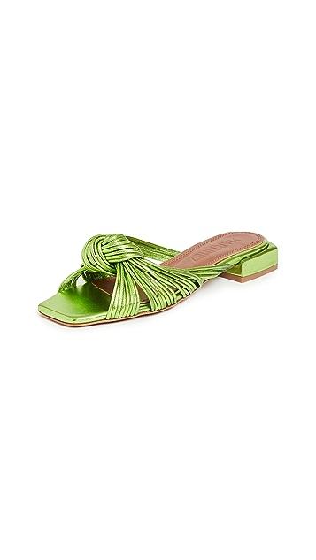 Souliers Martinez 25mm Alicante Sandals