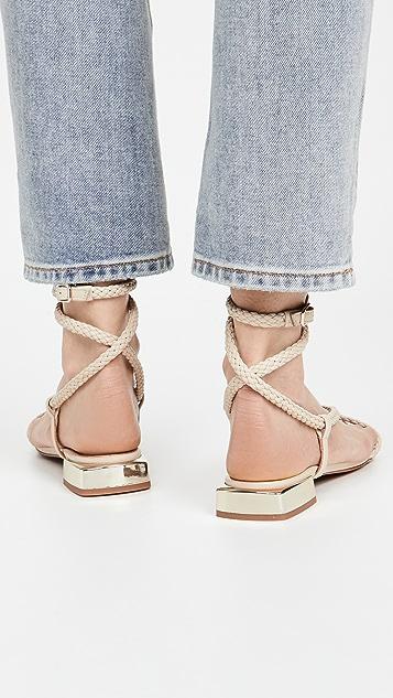 Souliers Martinez 25mm Amanecer 凉鞋