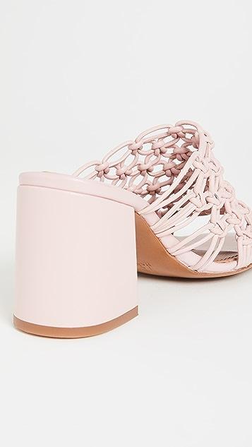 Souliers Martinez Lana 75mm 穆勒鞋