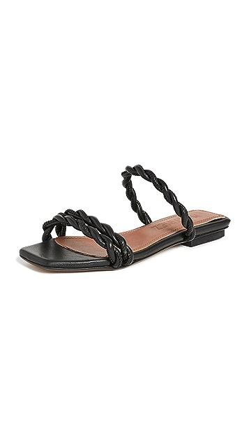 Souliers Martinez Remolino 凉鞋
