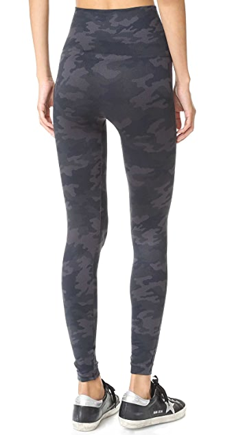 SPANX Seamless Camo Leggings