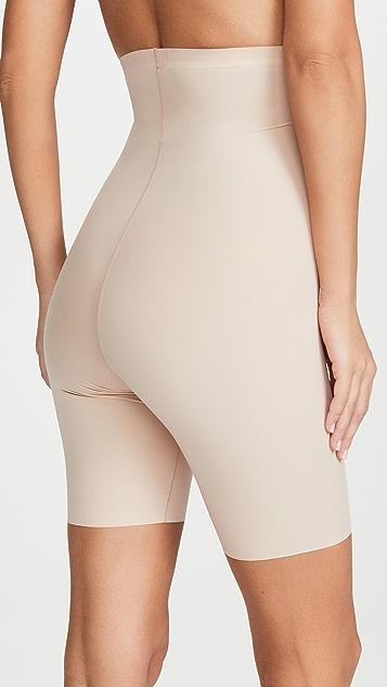 SPANX Утягивающие шорты Thinstincts с высокой талией