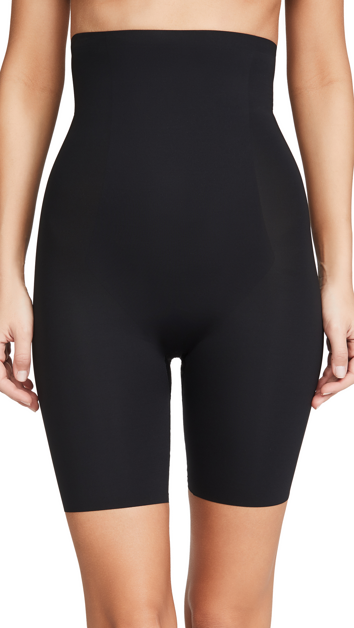 SPANX Thinstincts High Waisted Mid-Thigh Shorts