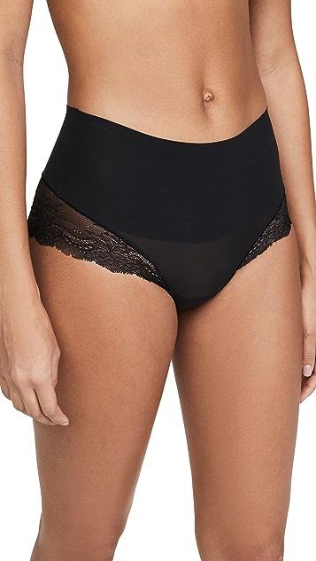 SPANX Undie-Tectable Lace Hi-Hipster Panties