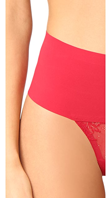 SPANX UndieTectable Lace Thong